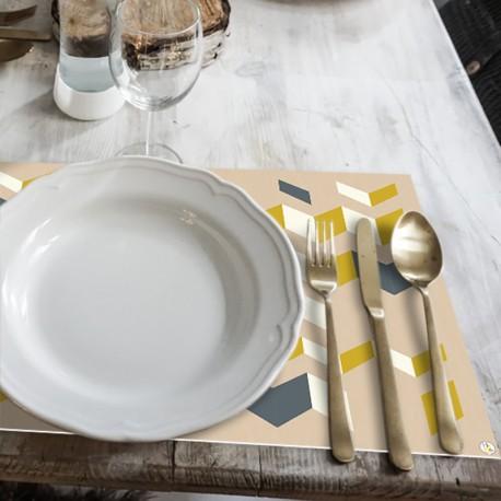 Set de table Quartz