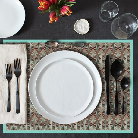 Set de table Quimper