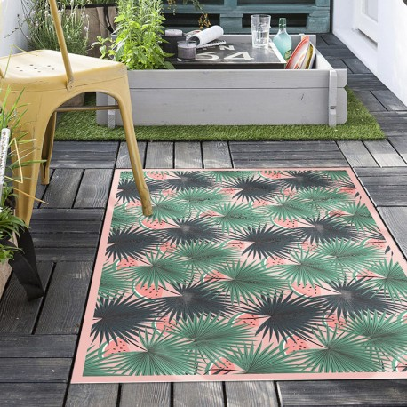 Tapis Vinyle Mayotte