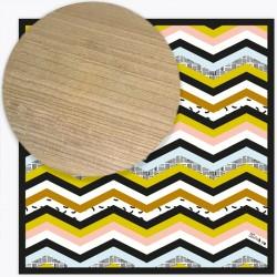 Tapis Vinyle Andalouz Carreaux Ciment