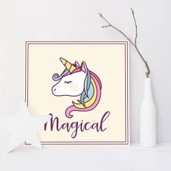 Tableaux Licorne Magique