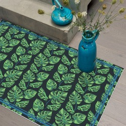 Tapis Vinyle Philodendron