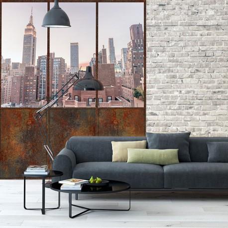 Papier peint adhésif panoramique Verrière New York City