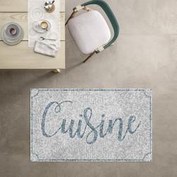 Tapis Vinyle Mosaïque Cuisine