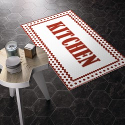 Tapis Vinyle Kitchen
