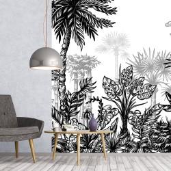 Papier peint adhésif panoramique Sinharâja