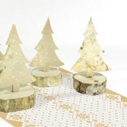 Set de table Flocons maille 1