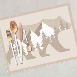 Set de table Vanoise