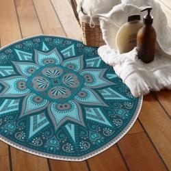 Les tapis vinyle Mandala by HD86 !