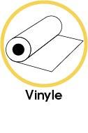 Tapis vinyle