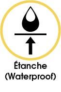 Crédence adhésive waterproof étanche