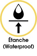 Tapis vinyle étanche waterproof