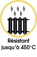 Crédence toile repositionnable Sticky résistance à la chaleur