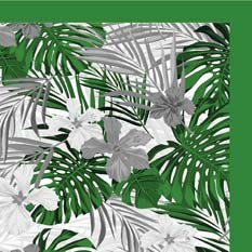Capri Noir Blanc & Vert