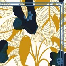 Pavot Bleu Canard & Moutarde