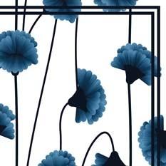 Pivoine Bleu
