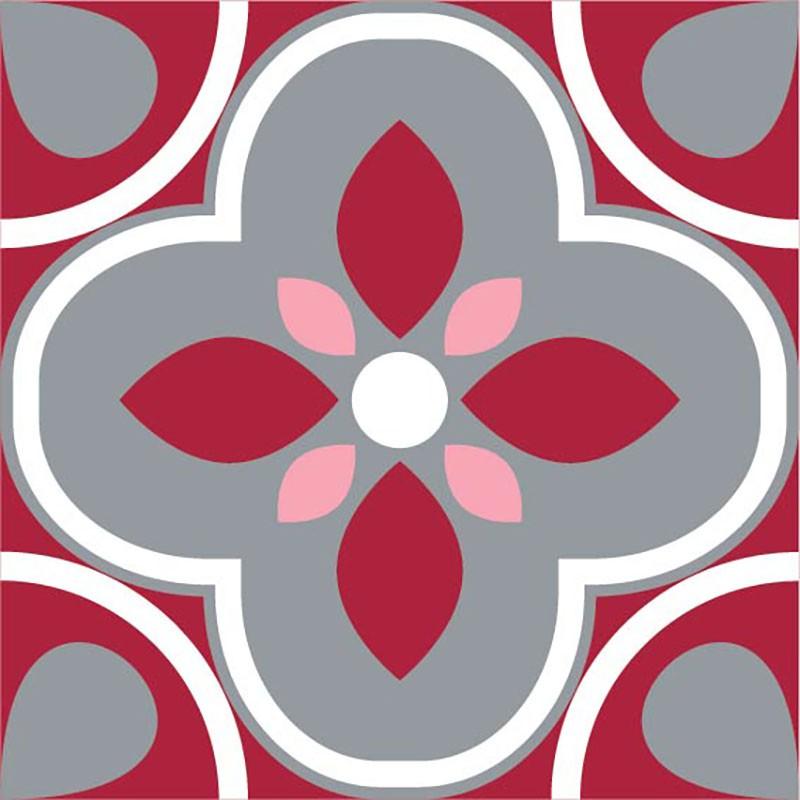Olga rouge rose C8