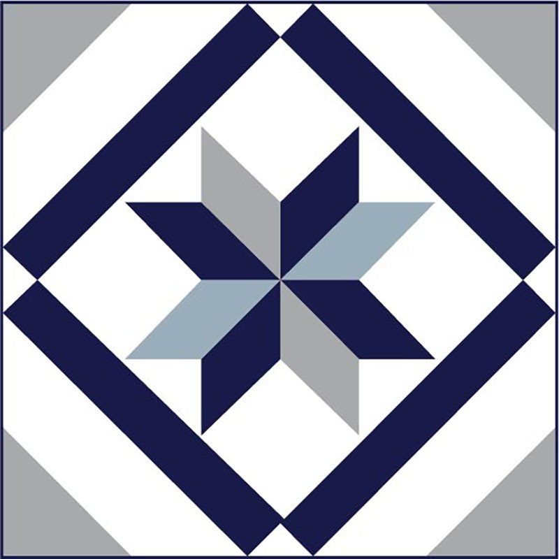 Daphnée bleu