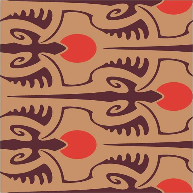 Baoulé rouge