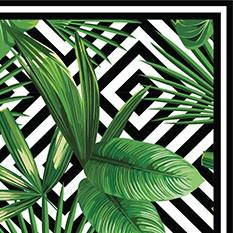 Micronésie Vert