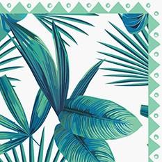 Micronésie Bleuté